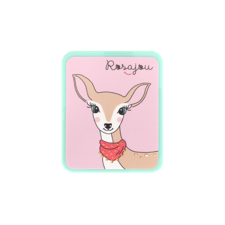 Miroir de poche bambi enfant