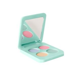 Miroir de poche enfant - vert