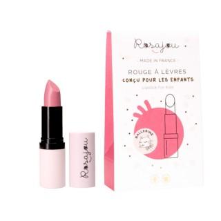 Pink lipstick for children