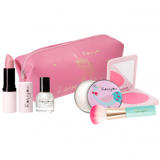 Coffret maquillage enfant rose