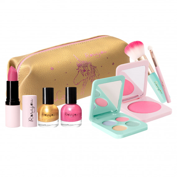 Luxe kids makeup gift set