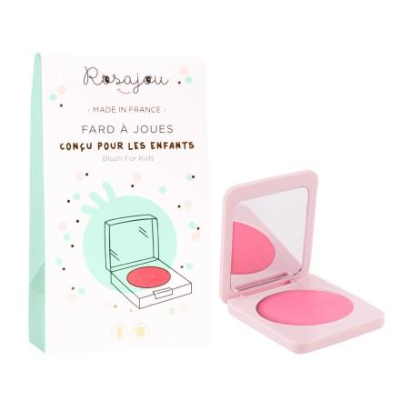 Pink blush for children
