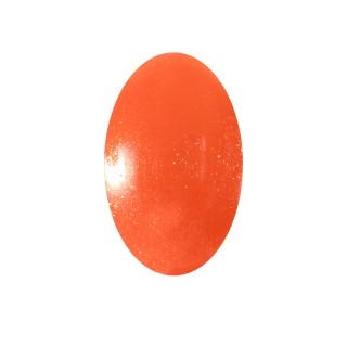 beautiful orange nail polish for children