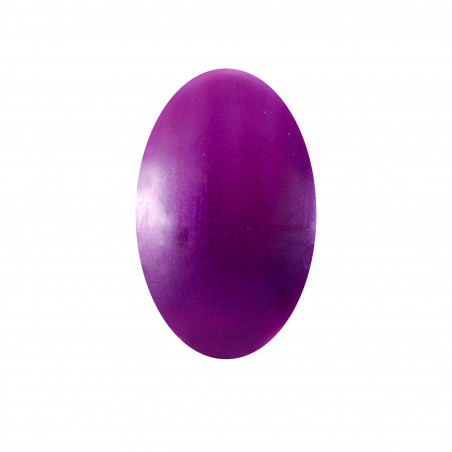 Beautiful purple nail polish