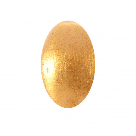 Beautiful golden  nail polish