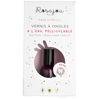 The most beautiful purple nail polish