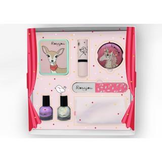 Magnifique coffret de maquillage complet pour les enfants