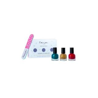 Nail polish set for children